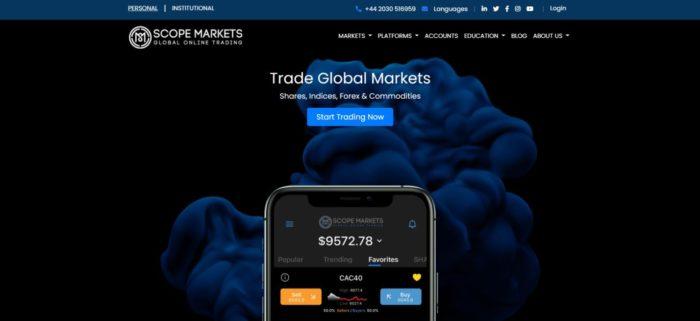 scope markets обзор и отзывы клиентов