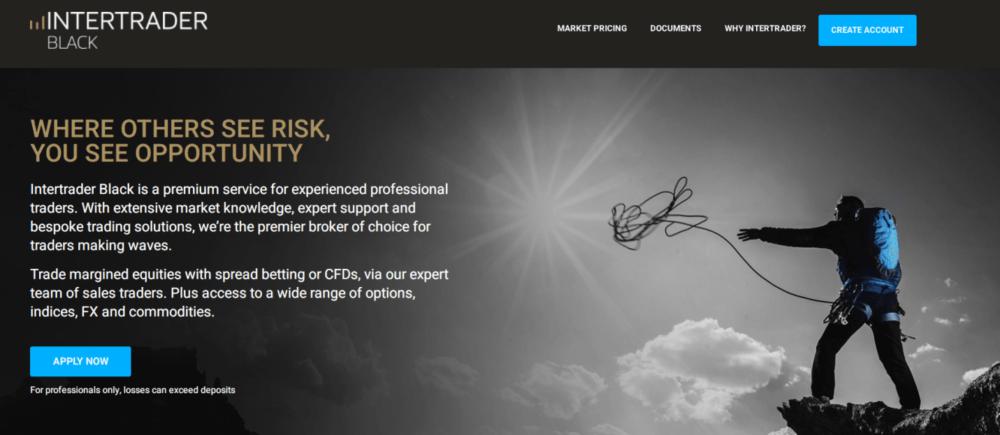 официальный сайт intertrader