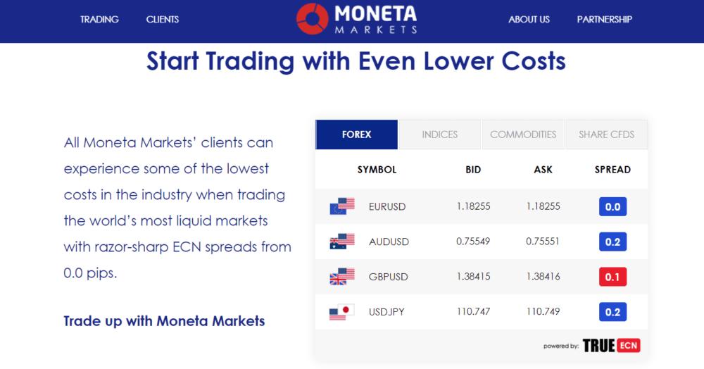 обзор moneta markets