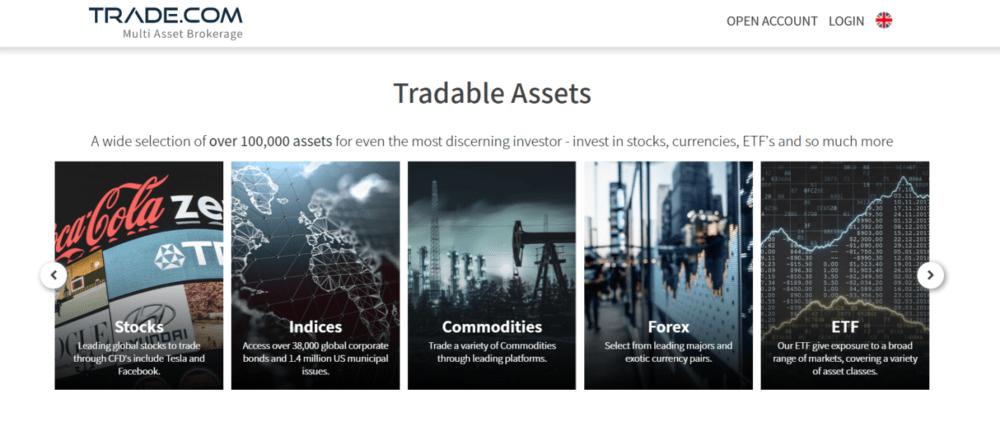 trade.com торговые услуги