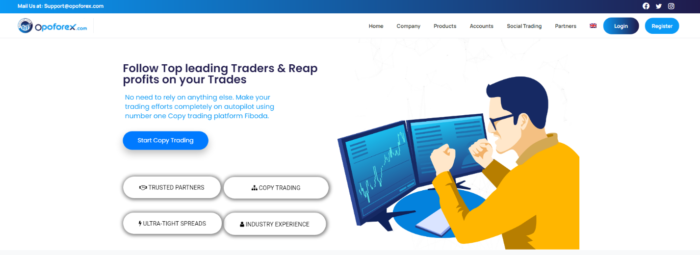 opoforex сайт компании
