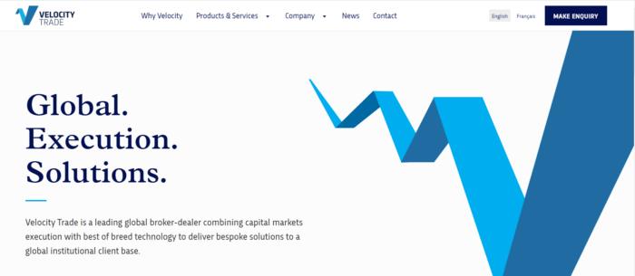 сайт компании velocity trade
