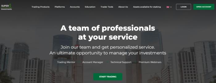 Super1 Investments официальный сайт